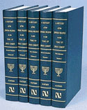 A History of the Jewish People in the Time of Jesus Christ, 5 Volumes
