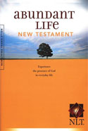 NLT Abundant Life New Testament, Softcover
