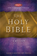 NKJV Economy Bible Softcover